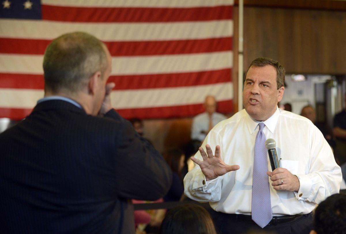 Christie dares to take on Social Security benefits