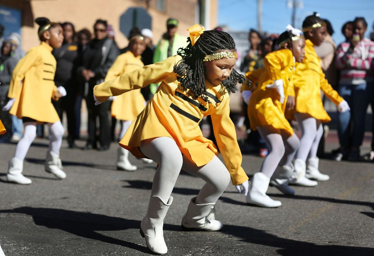 MLK W.M. Anderson Marching Rhythm Band from Kingstree -