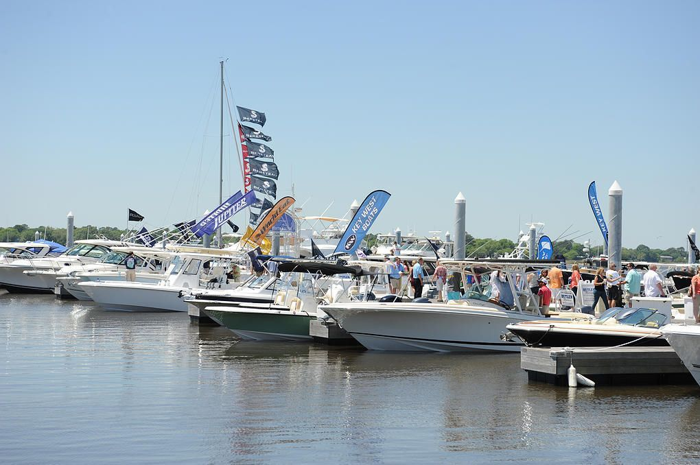 Charleston In-Water Boat Show returns to Bristol Marina, Brittlebank Park next weekend