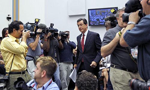 Colbert session debated