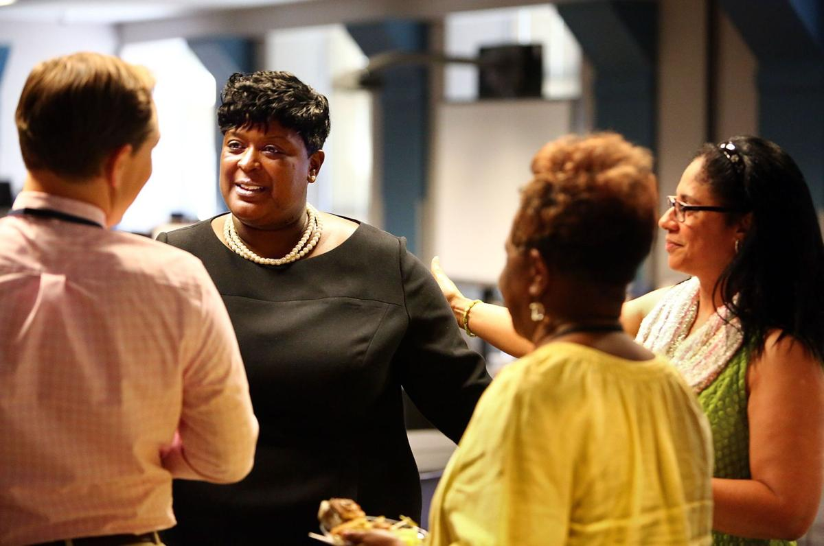 Lisa Herring accepts buyout, becomes deputy superintendent of Charleston schools+