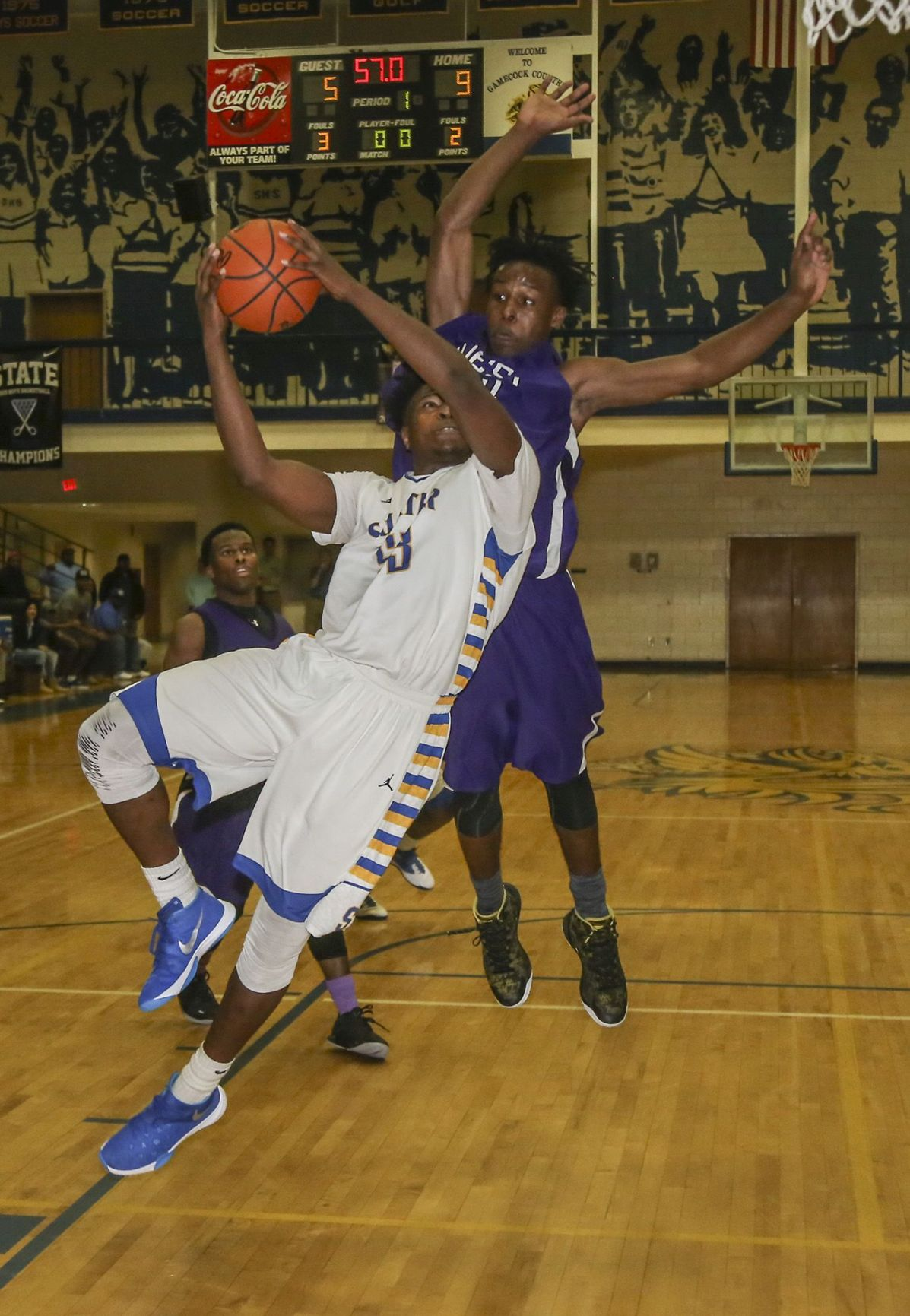 West Ashley surprises Sumter in 2nd round