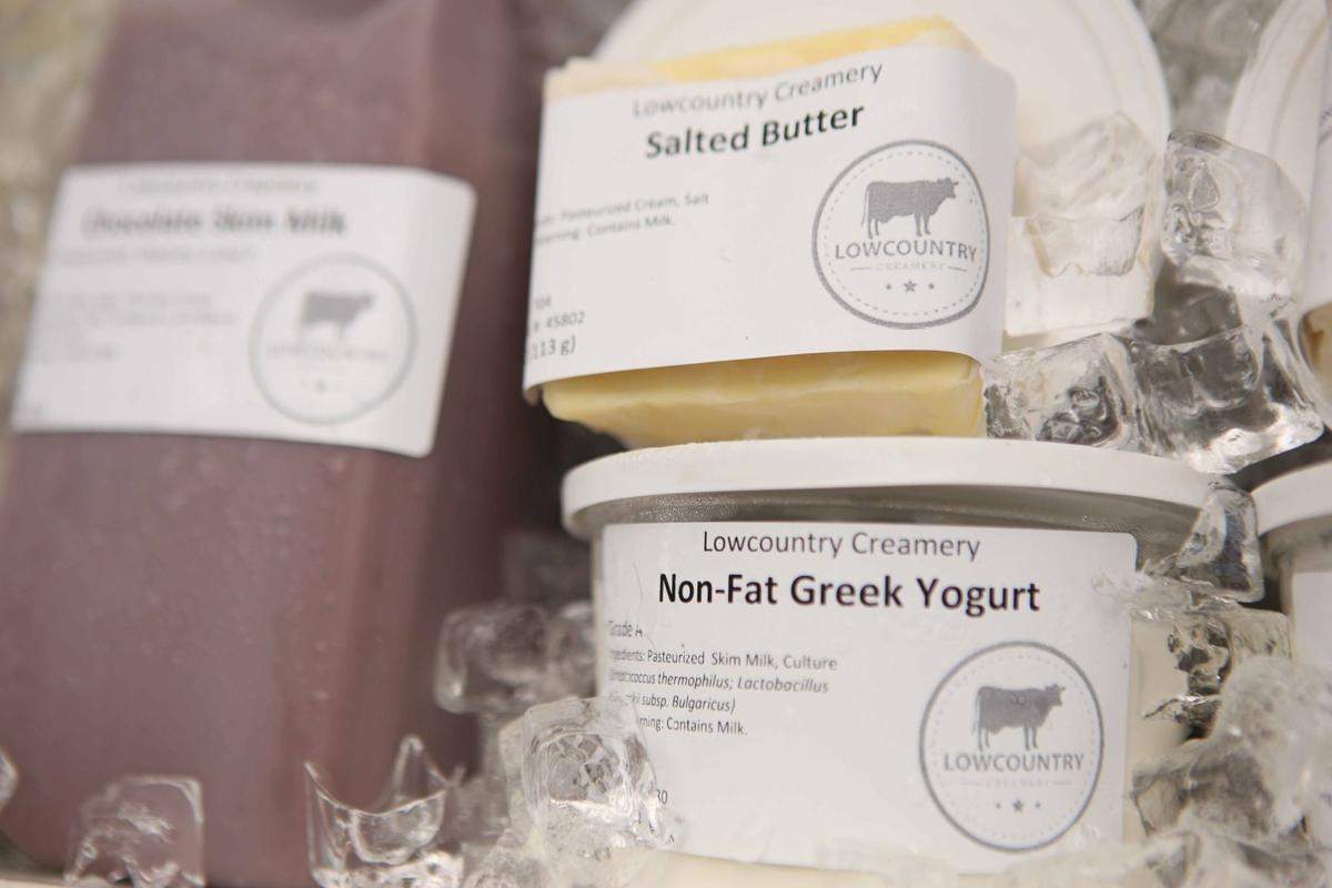 Lowcountry Creamery aims to improve Charleston-area butter