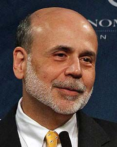 Bernanke offers no clues of Fed action