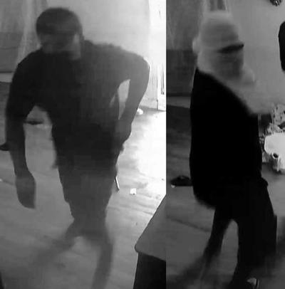 Wanted suspects in North Charleston home invasion