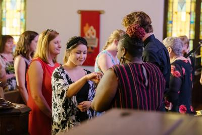 New congregation in 100-year old Charleston church blending the traditional and contemporary