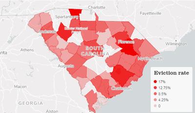 Eviction in South Carolina