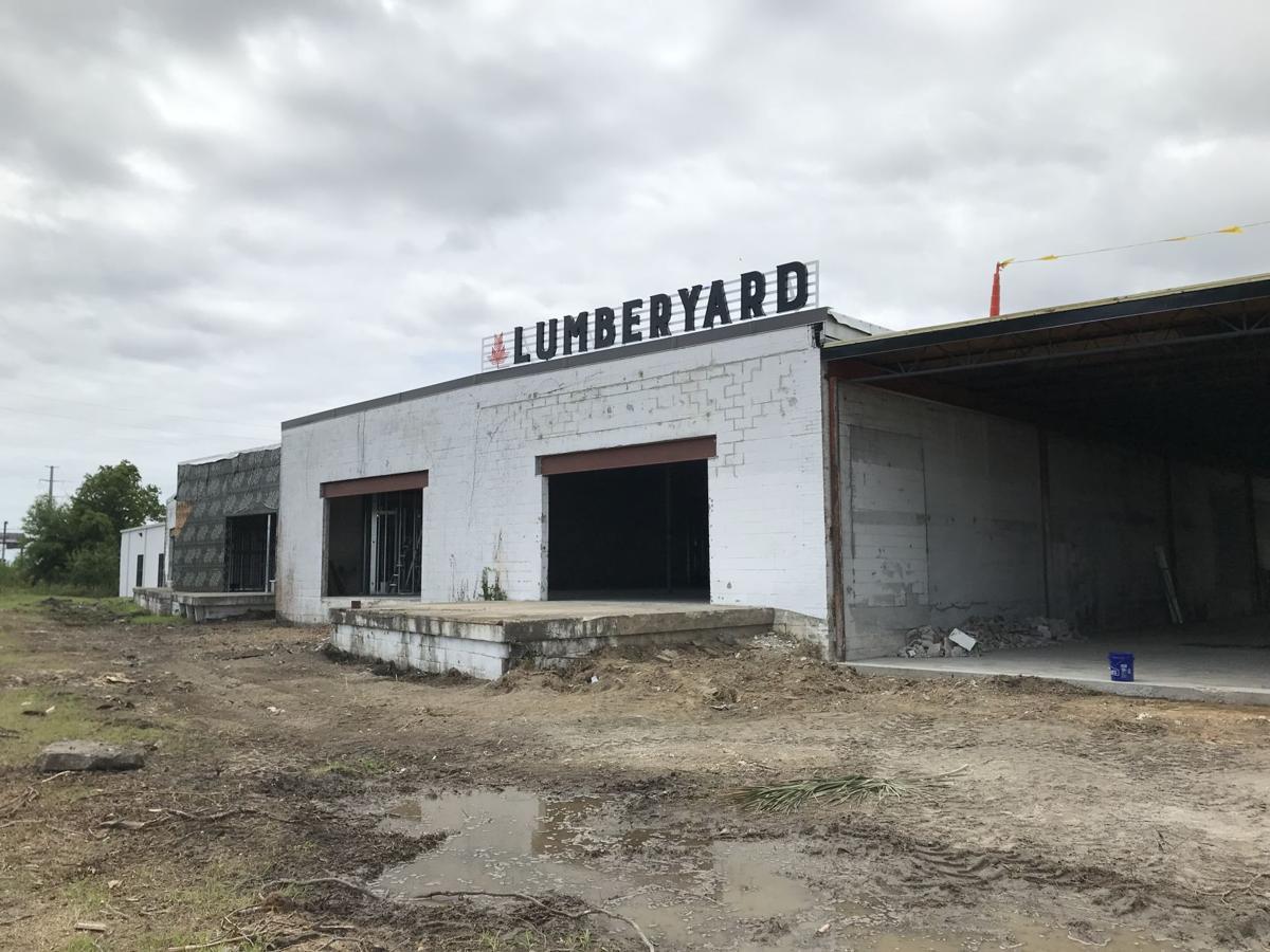 Lumberyard full view