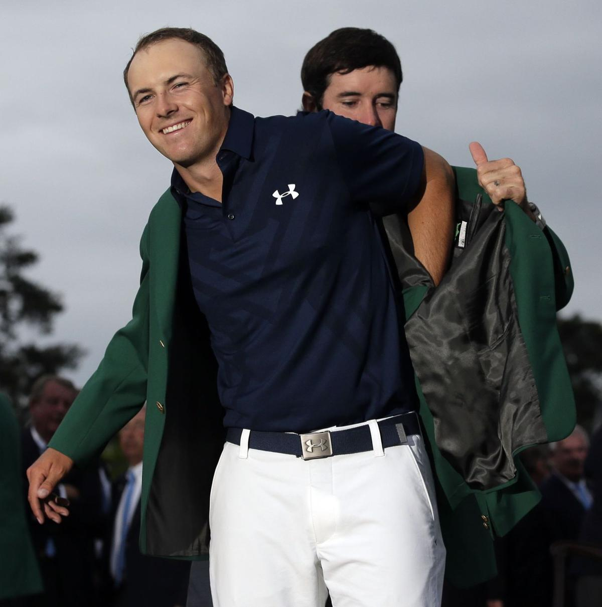 Spieth, 21, cruises to Masters win for ages