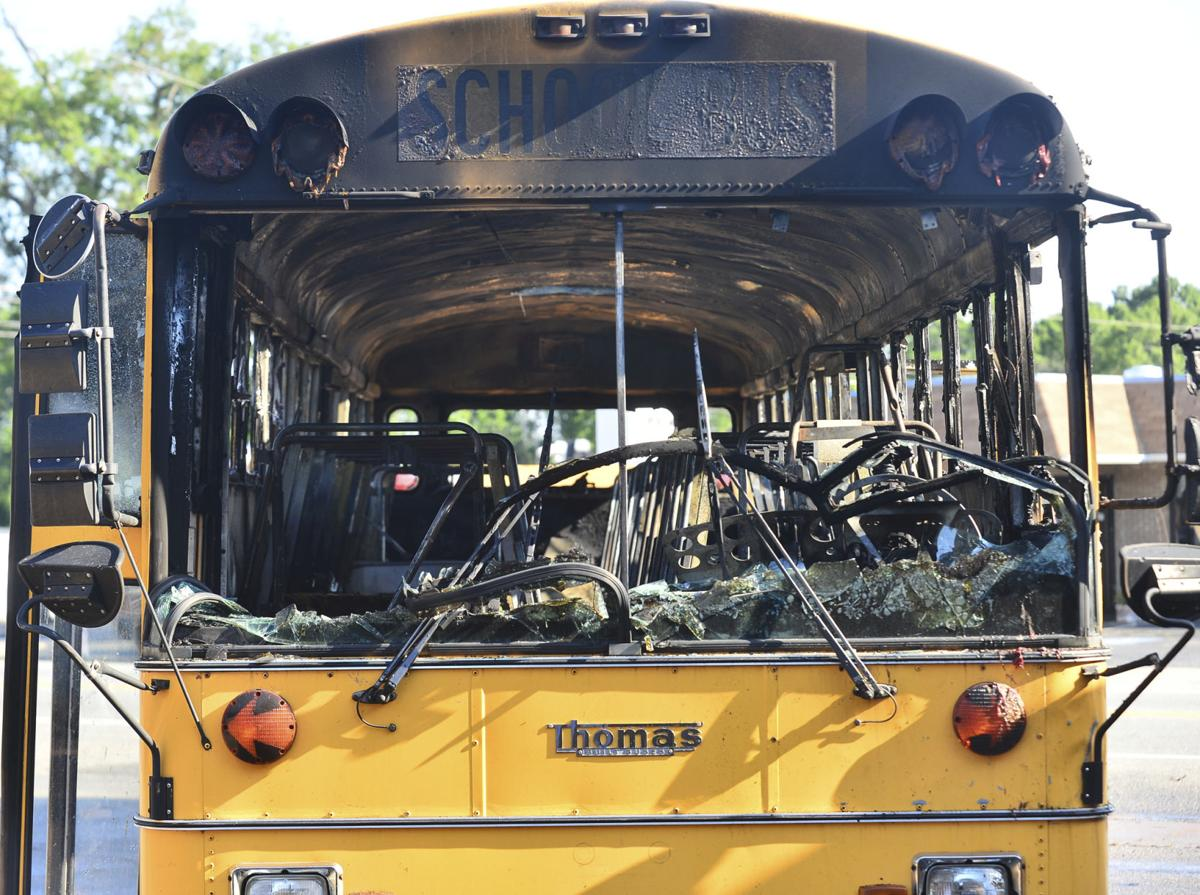 haunted by burning buses south carolina school leaders