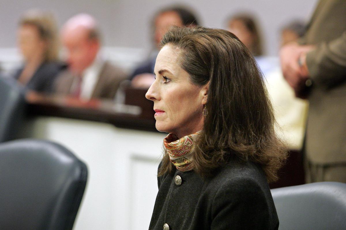 Jenny Sanford files court motion