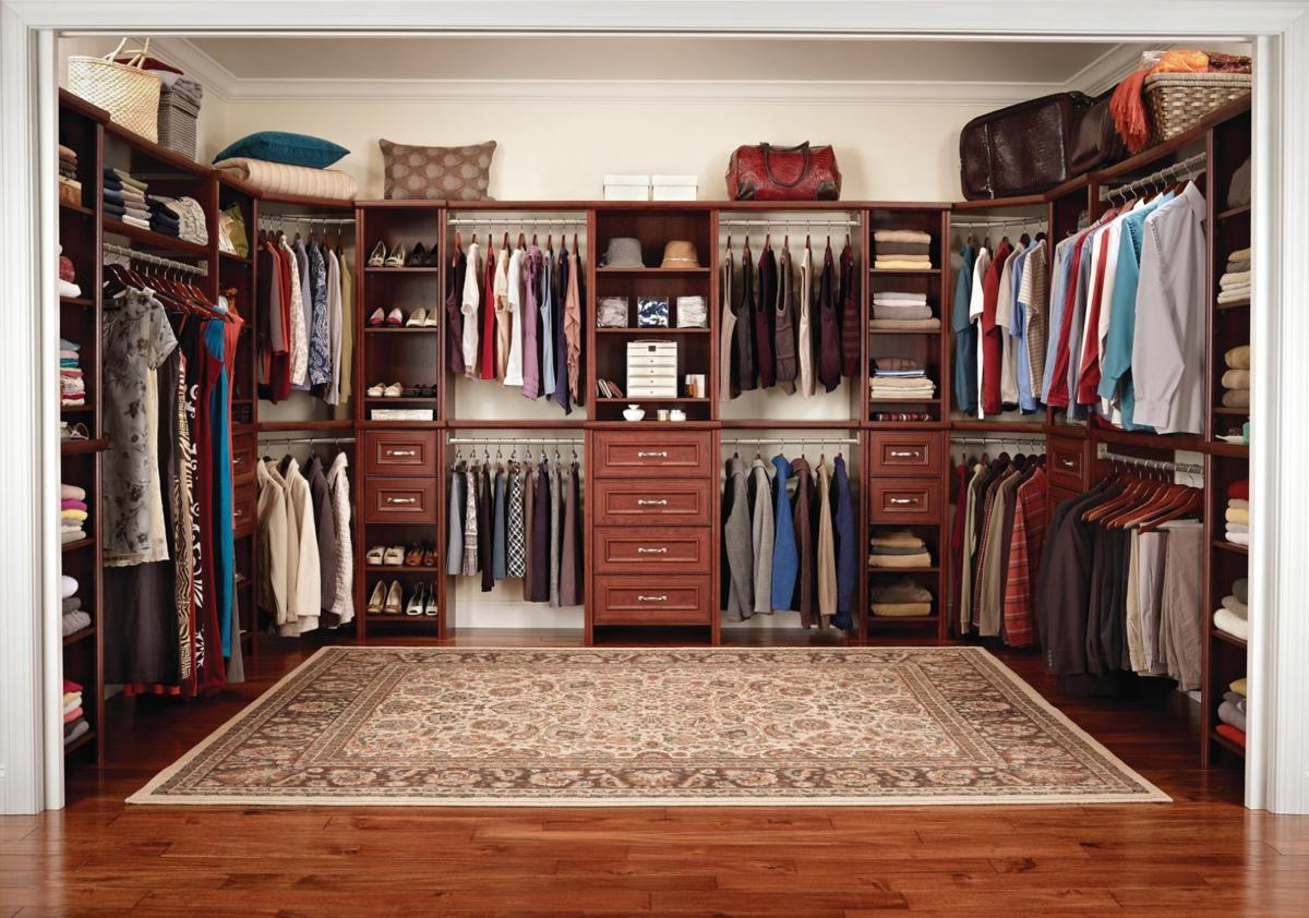 How to convert a spare room into your dream closet