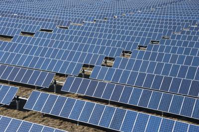 Santee Cooper solar panels (copy) (copy)