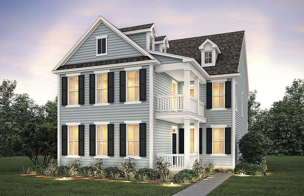 Pulte launches new oakfield neighborhood on johns island for Ravenwood homes