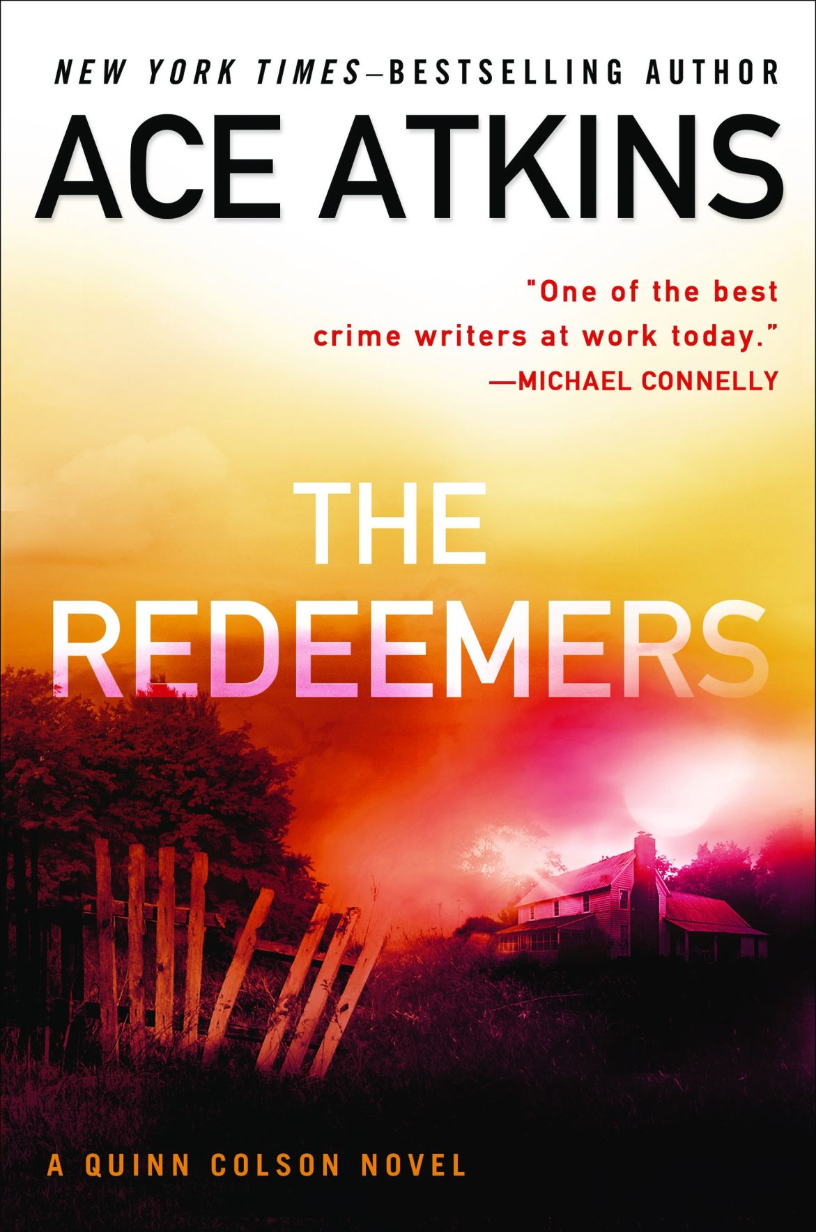 'The Redeemers' showcases author's storytelling skills