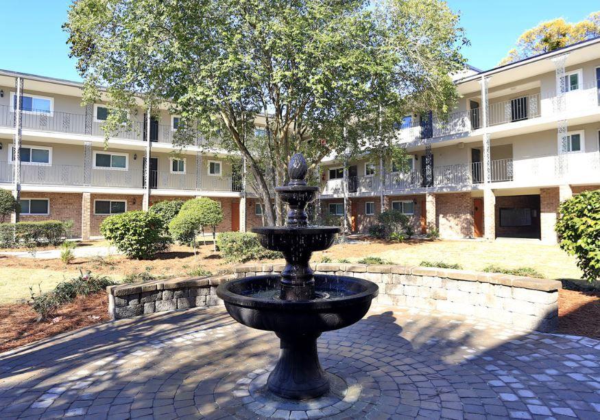 Ashford Palmetto Square apartments in West Ashley (copy)