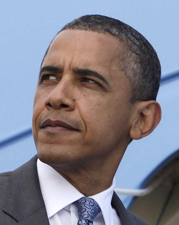 Obama: Gadhafi's rule over