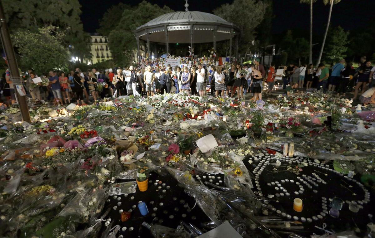 French prosecutor: Nice attacker had accomplices