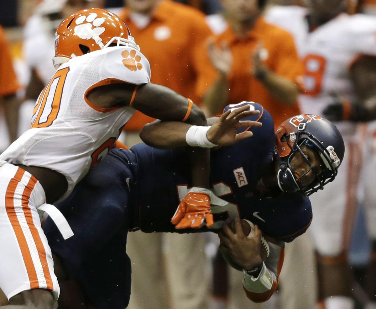 Tall task: Kearse stepping up as Clemson safety