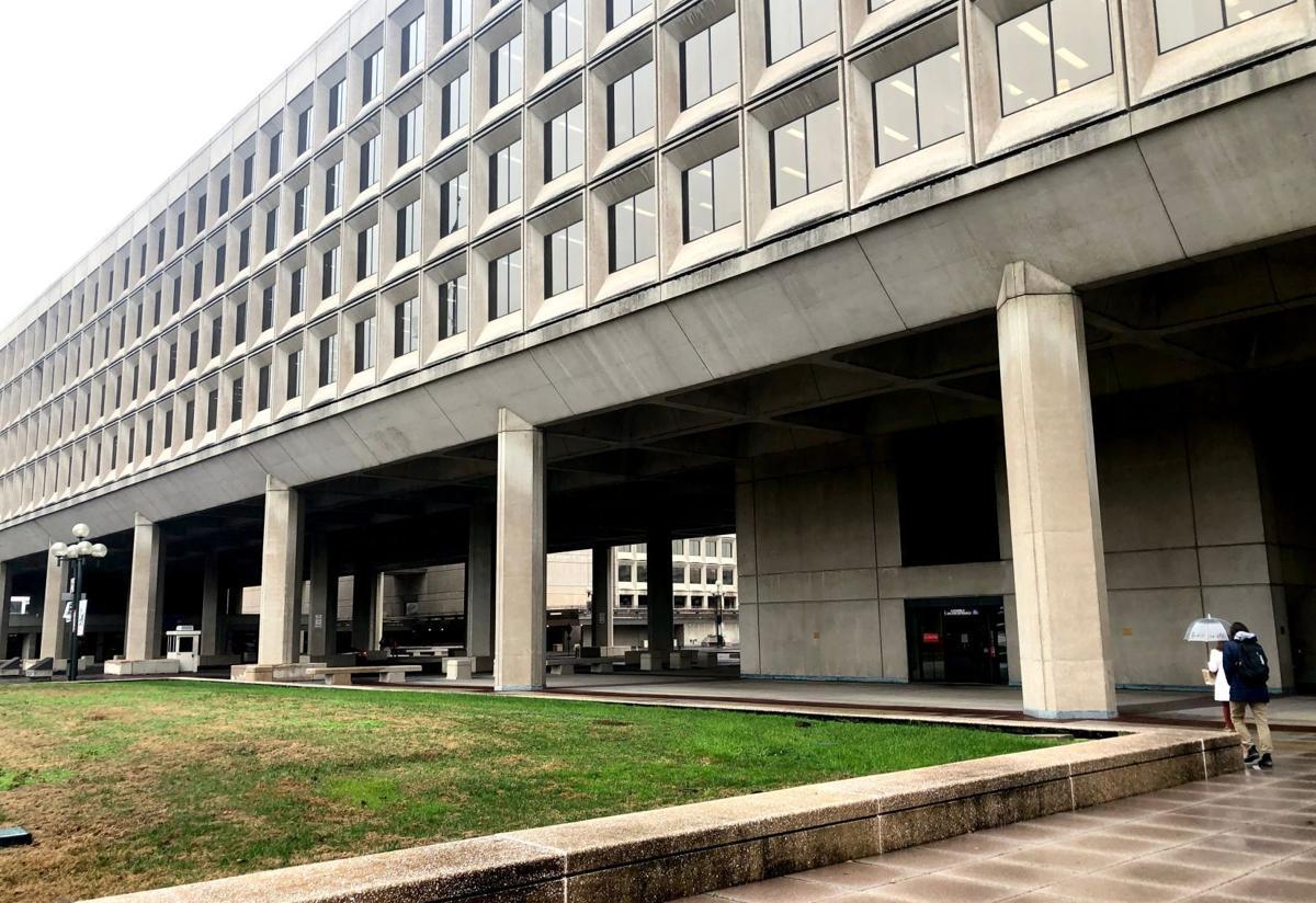 Forrestal Building, Washington DC (copy)
