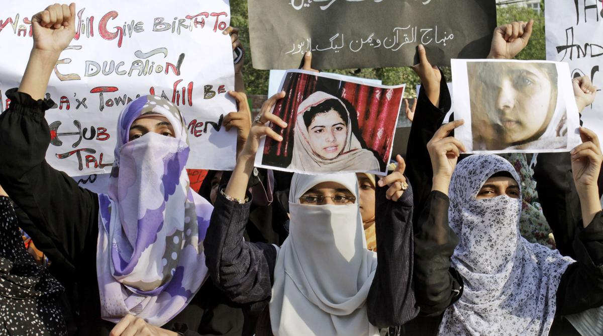 Shooting of Pakistan girl activist sparks outrage