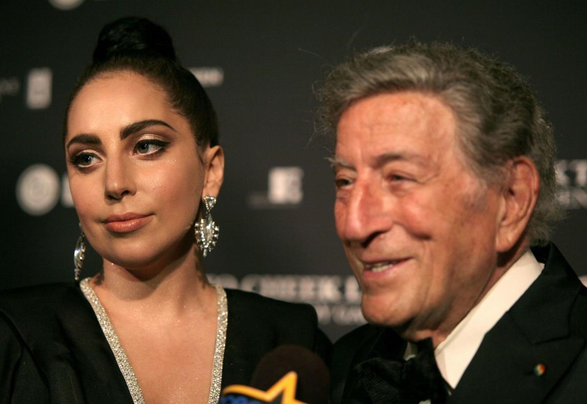 Gaga on Bennett duet CD: Jazz comes easier vs. pop