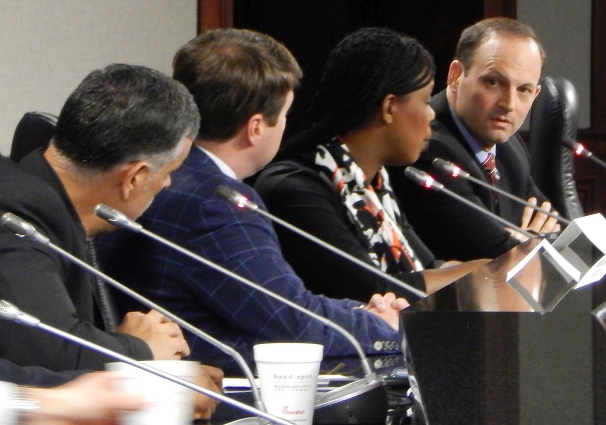 GOP panel discusses racial divide, how to woo blacks