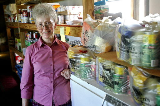 Woman on mission to serve Colleton's needy