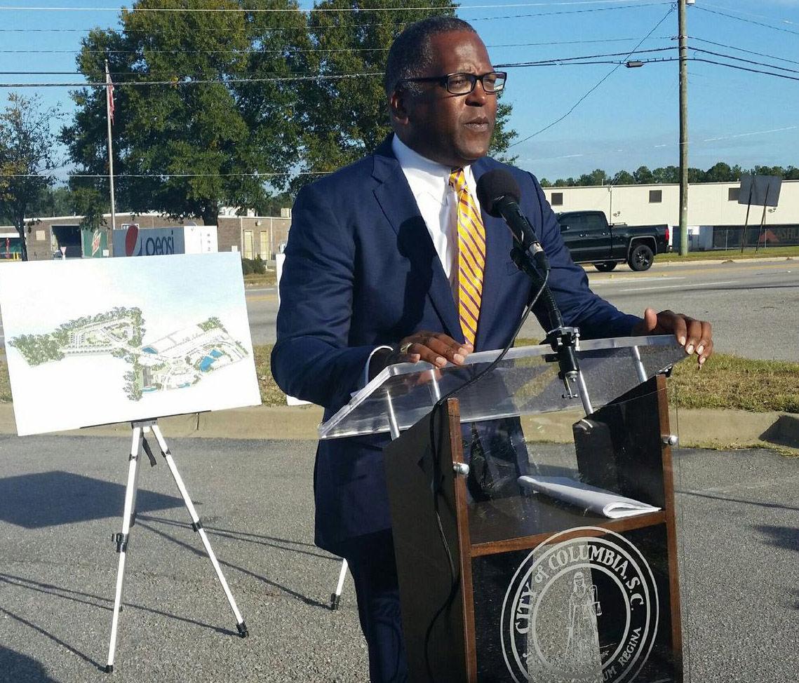 Azurest at Heritage Creek - Mayor Steve Benjamin