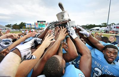 Silver Shako goes to The Citadel (copy)