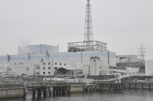 Search for radiation leak turns desperate in Japan