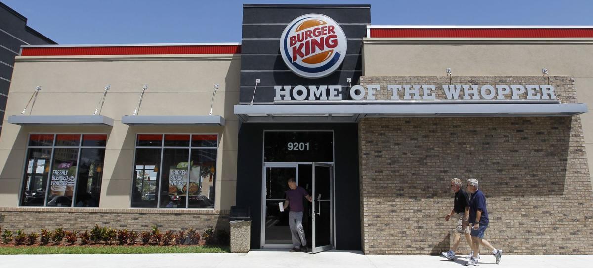 Burger King to offer a turkey burger