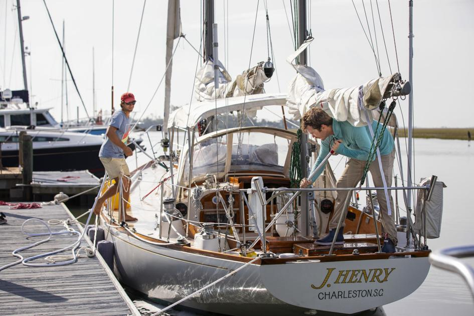 Charleston friends embark on round-the-world sailing exploration to examine climate change