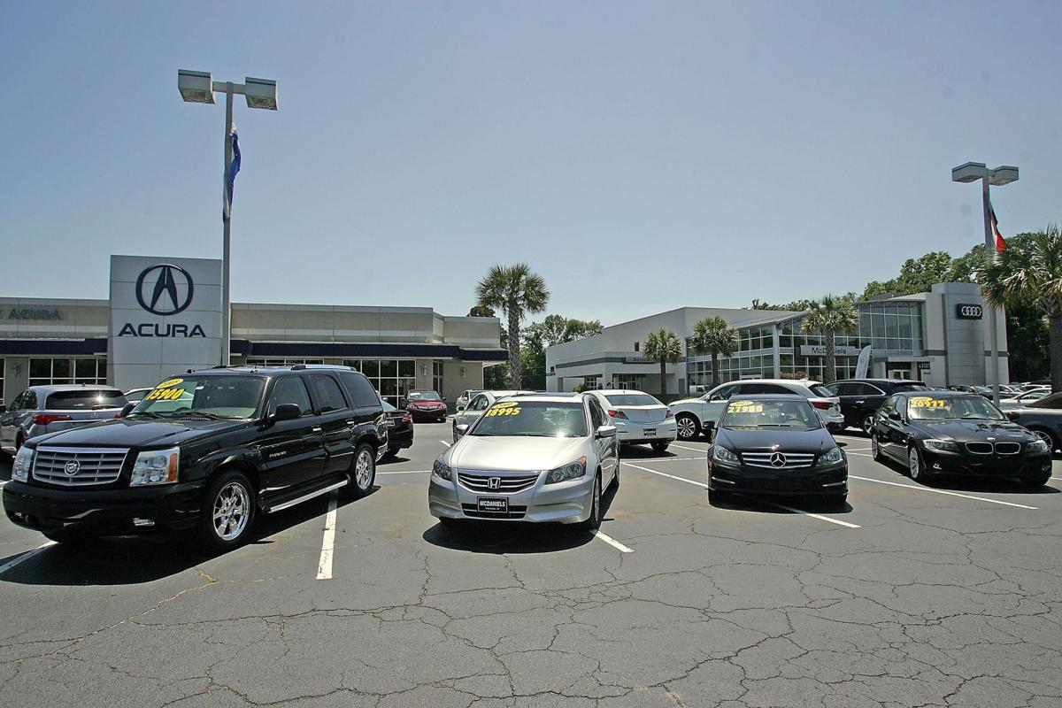 Palmetto Statesman: Auto dealer McDaniels earns prestigious state 'order' for long-time fundraising drive to fight cancer