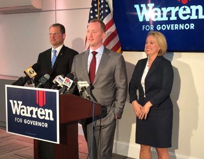 Templeton and Bryant endorse Warren