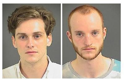 Charleston police: 2 naked men arrested while walking downtown