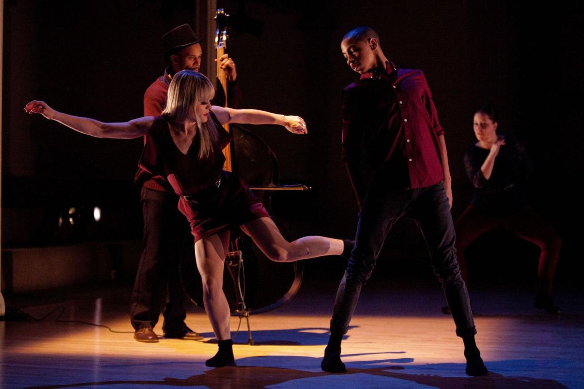 Electric Tap Dorrance Dance takes form to new heights