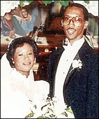 MR. AND MRS. BYAS GLOVER