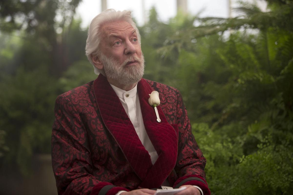 Palmetto Sunrise: 'Let the Hunger Games begin'