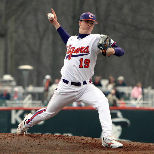 Clemson's Brady had help from his late father on the mound
