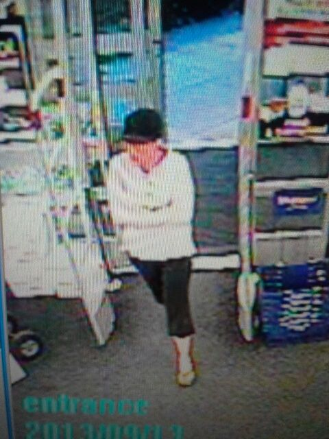 Sheriff's deputies seek woman accused of stealing Oxycodone pills from a West Ashley Walgreens