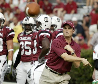 Shane Beamer Interview Went Well But Gamecocks Coaching Search Isn T Over South Carolina Postandcourier Com