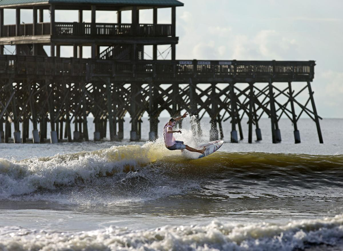 Parts of Folly Beach Pier will close for 2 years while new structure