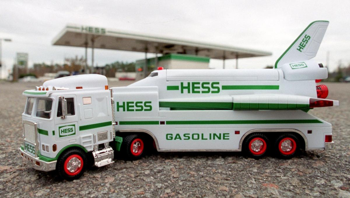 Hess stations to be renamed, but toy trucks will roll on