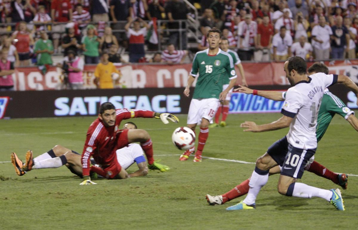 U.S. clinches berth in World Cup berth
