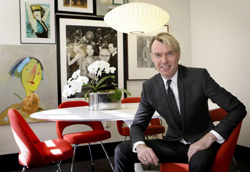 Store's fashion director takes global approach