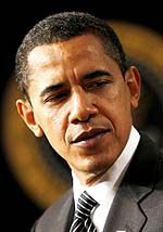 Obama praises visionaries for his rise