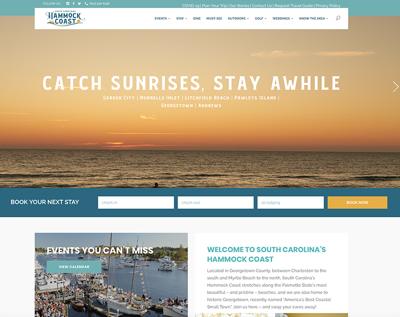 Hammock coast website