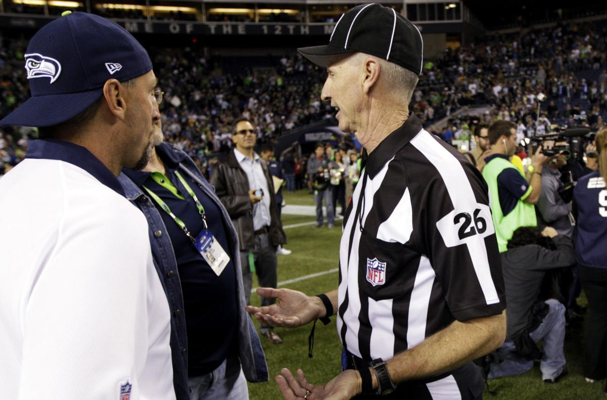 NFL woefully unprepared for officiating fiasco