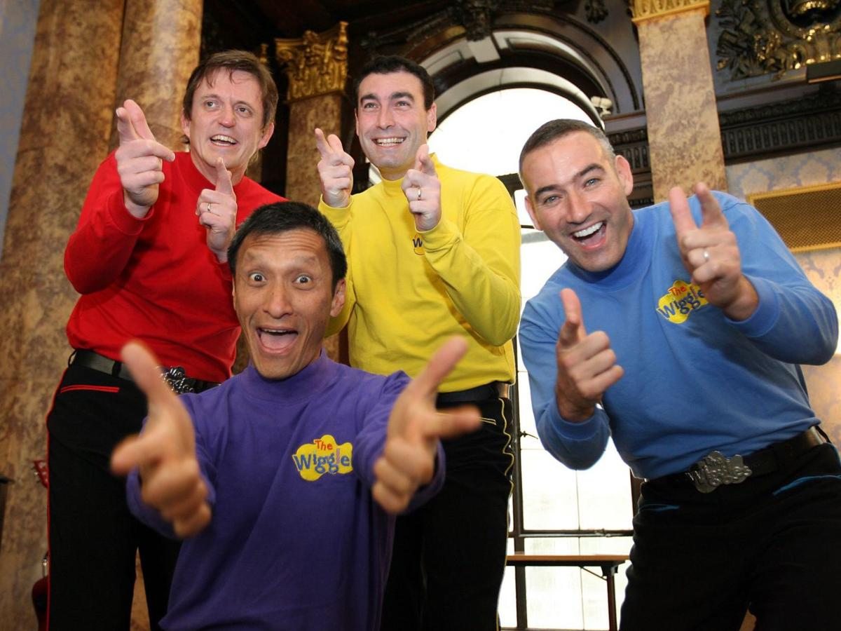 Three Wiggles calling it a career